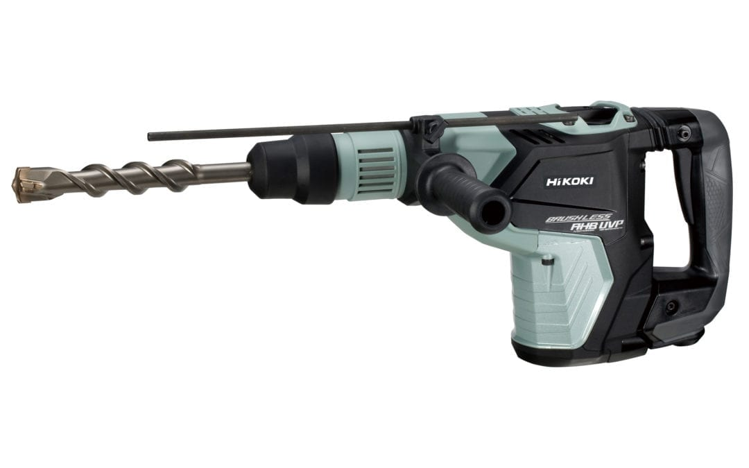 40mm Brushless SDS Max Rotary Hammer Drill