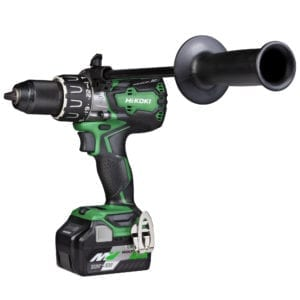 HiKOKI 36V Brushless Impact Drill