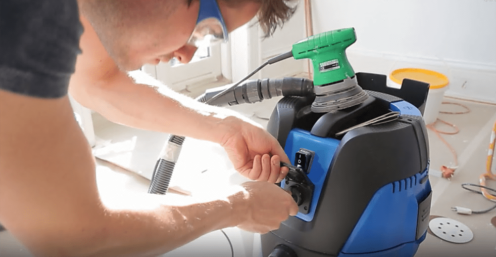 Understanding Worksafe NZ Guidelines with regards to Controlling Construction Site Dust generated by Power Tools