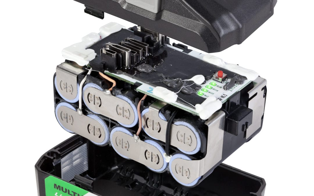 Multi Volt – HiKOKI's new high performing battery system explained