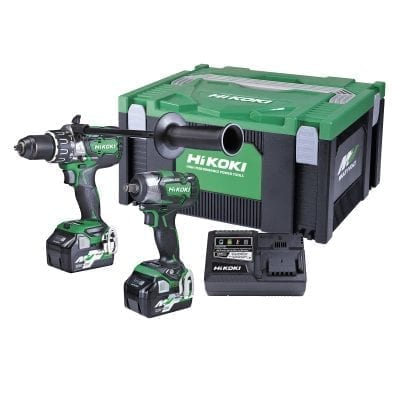 HiKOKI 36V Brushless Impact Drill Impact Wrench