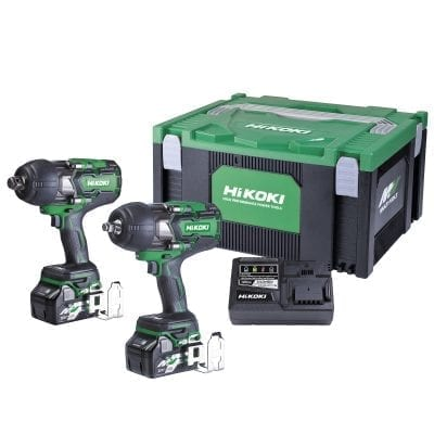 36V Impact Wrench Brushless HiKOKI