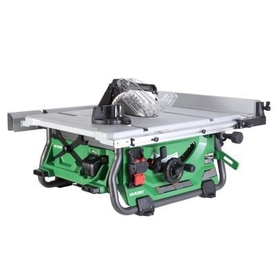 254mm Table Saw Brushless Cordless HiKOKI