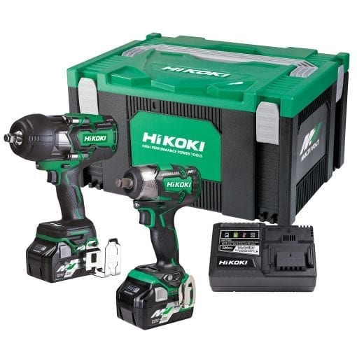 36V Brushless Impact Wrench HiKOKI