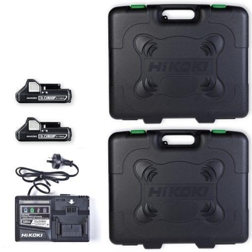 Framing Nailer Batteries Case HiKOKI